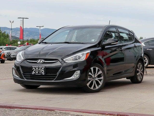 2016 Hyundai Accent GLS 4-Door Hatchback FWD
