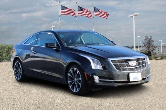 2016 Cadillac ATS Coupe 3.6L Premium AWD