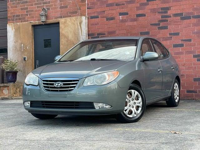 2010 Hyundai Elantra GLS Sedan FWD