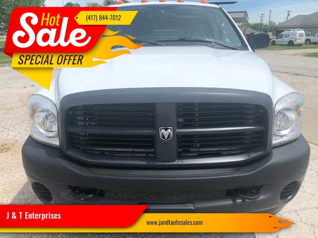 2008 Dodge RAM 3500 ST LB DRW 4WD
