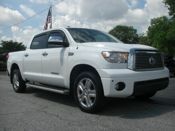 2010 Toyota Tundra Limited CrewMax 5.7L