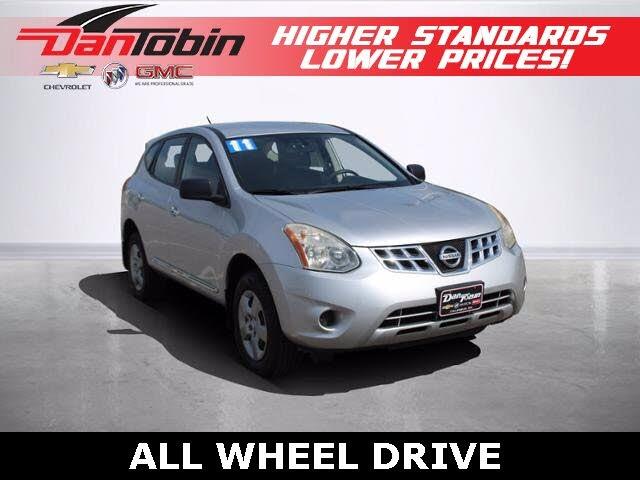 2011 Nissan Rogue S AWD