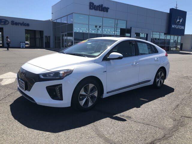 2019 Hyundai Ioniq Electric Limited FWD