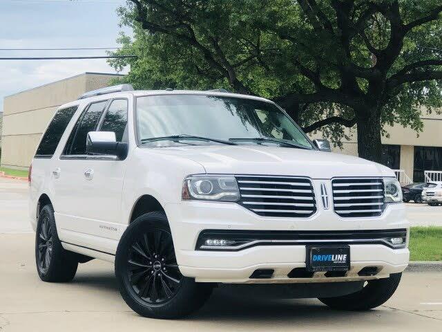2016 Lincoln Navigator Select 4WD