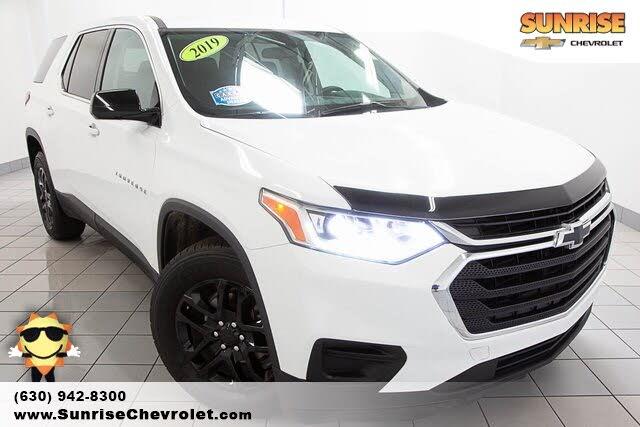 2019 Chevrolet Traverse LS Fleet FWD