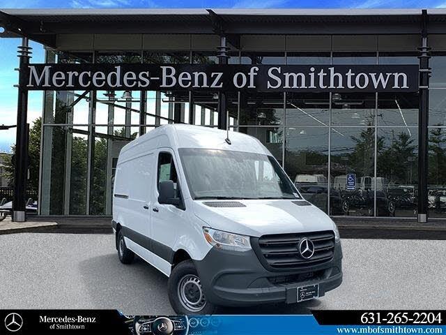 2020 Mercedes-Benz Sprinter 2500 144 Crew Van RWD