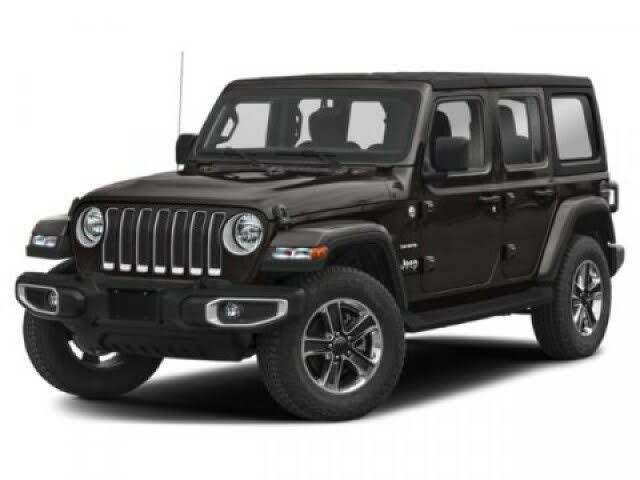 2018 Jeep Wrangler Unlimited Moab 4WD