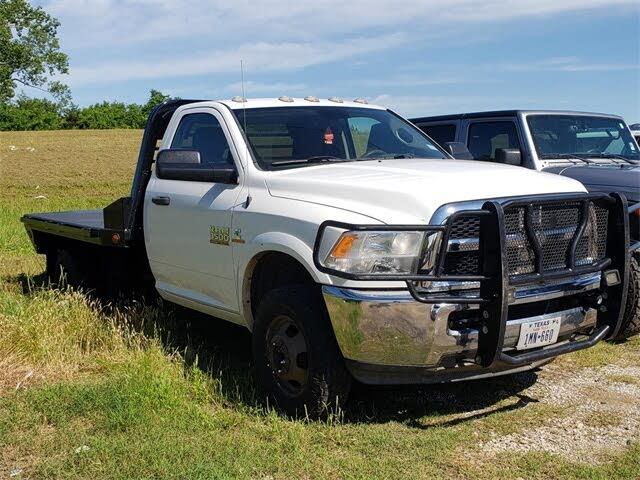 2016 RAM 3500 Chassis Tradesman 4WD