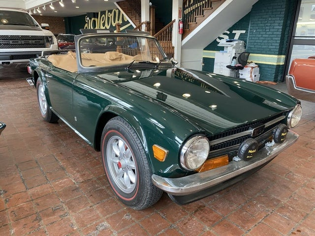 1974 Triumph TR6 Convertible