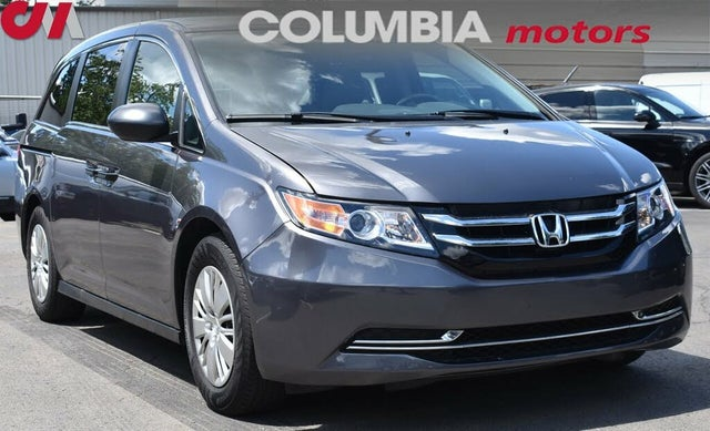 2015 Honda Odyssey LX FWD