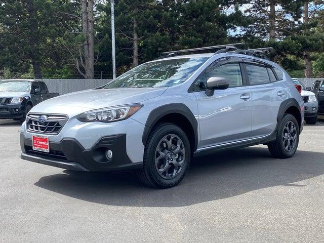 Used 2021 Subaru Crosstrek Sport Awd For Sale With Photos Cargurus