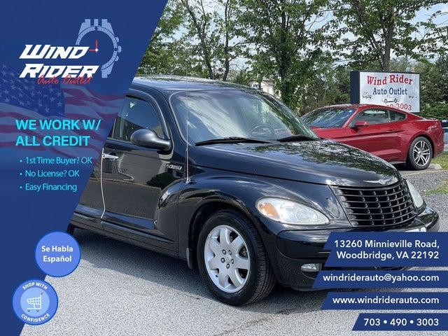 2005 Chrysler PT Cruiser Limited Wagon FWD