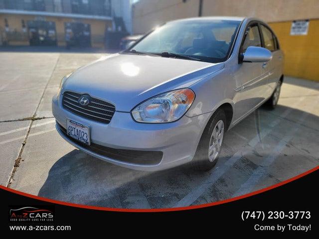 2009 Hyundai Accent GLS Sedan FWD