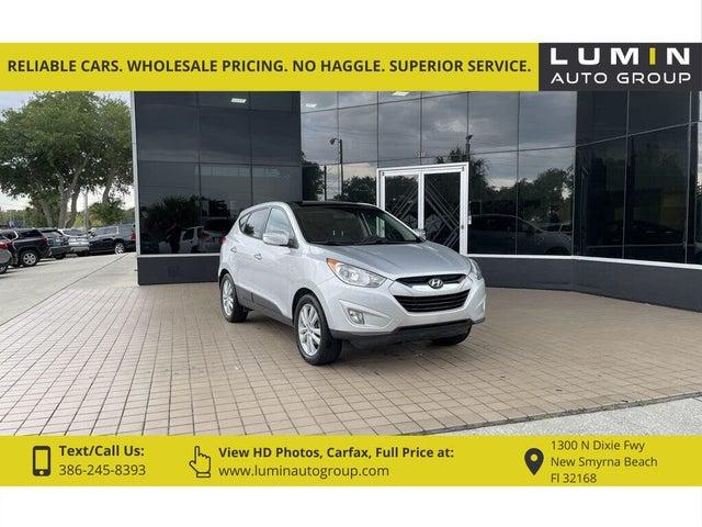 2013 Hyundai Tucson Limited FWD
