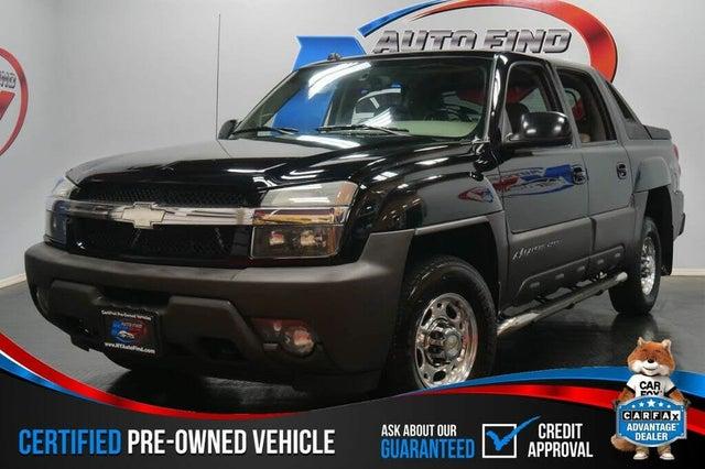 2004 Chevrolet Avalanche 2500 4WD