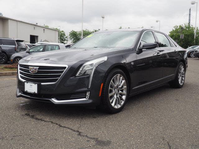 2016 Cadillac CT6 3.6L Premium Luxury AWD