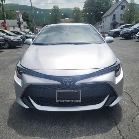 2019 Toyota Corolla Hatchback SE FWD