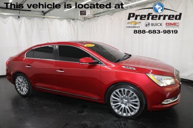 2014 Buick LaCrosse Premium II FWD