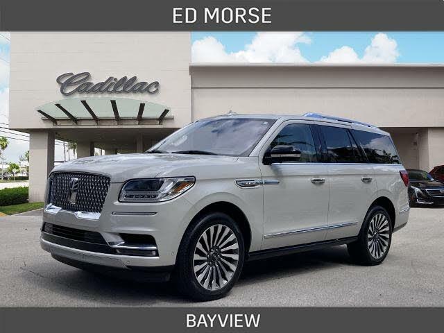 2019 Lincoln Navigator Reserve 4WD