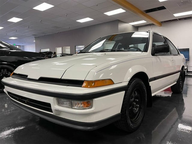 1988 Acura Integra RS Coupe FWD