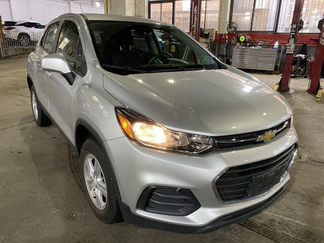 2017 Chevrolet Trax LS AWD