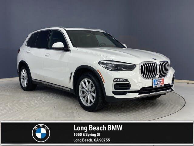 2020 BMW X5 sDrive40i RWD