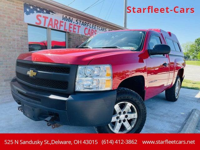 2013 Chevrolet Silverado 1500 Work Truck LB 4WD