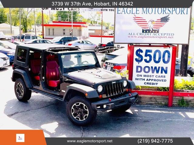 2013 Jeep Wrangler Unlimited Rubicon 10th Anniversary 4WD
