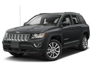 2017 Jeep Compass X North 4WD