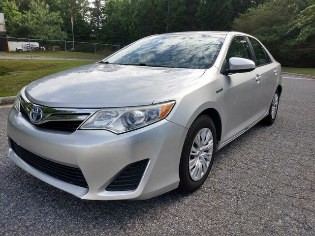2012 Toyota Camry Hybrid LE FWD