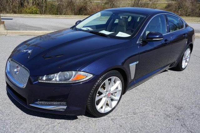 2015 Jaguar XF 3.0 Portfolio RWD