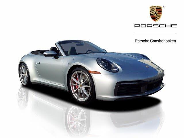 2020 Porsche 911 Carrera 4S Cabriolet AWD