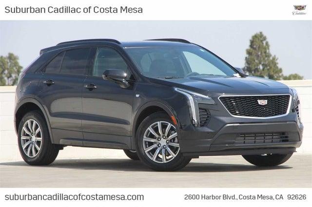 2019 Cadillac XT4 Sport FWD