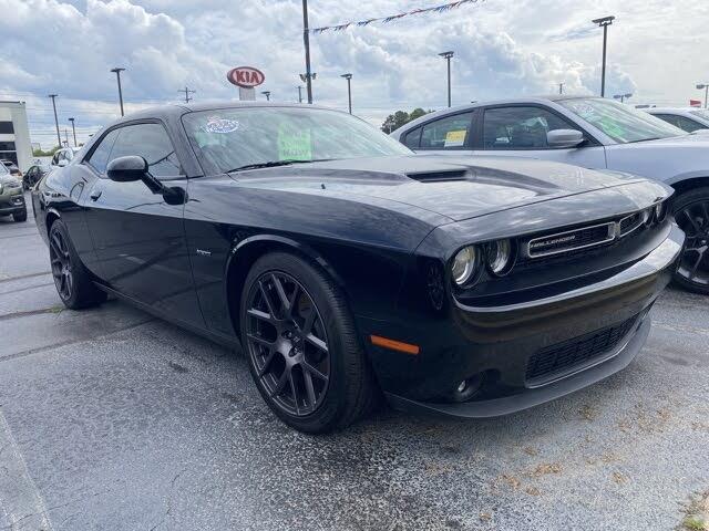 2018 Dodge Challenger R/T RWD