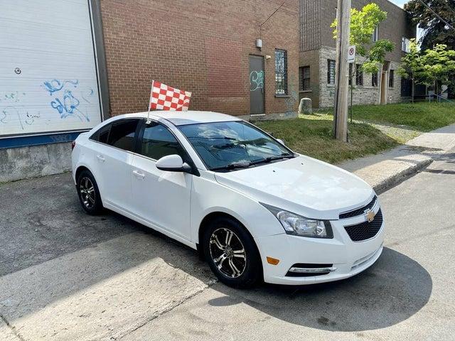 2012 Chevrolet Cruze Eco Sedan FWD