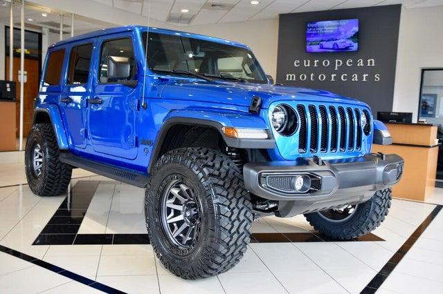 2021 Jeep Wrangler Unlimited Sahara High Altitude 4WD