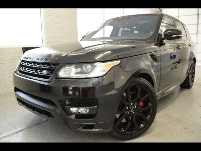 2016 Land Rover Range Rover Sport V8 Autobiography 4WD