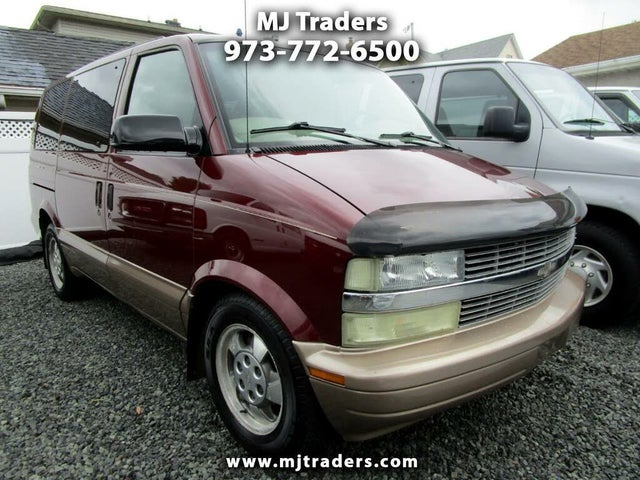 2003 Chevrolet Astro Extended AWD