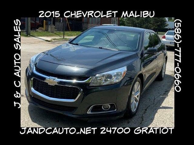 2015 Chevrolet Malibu LTZ 1LZ FWD