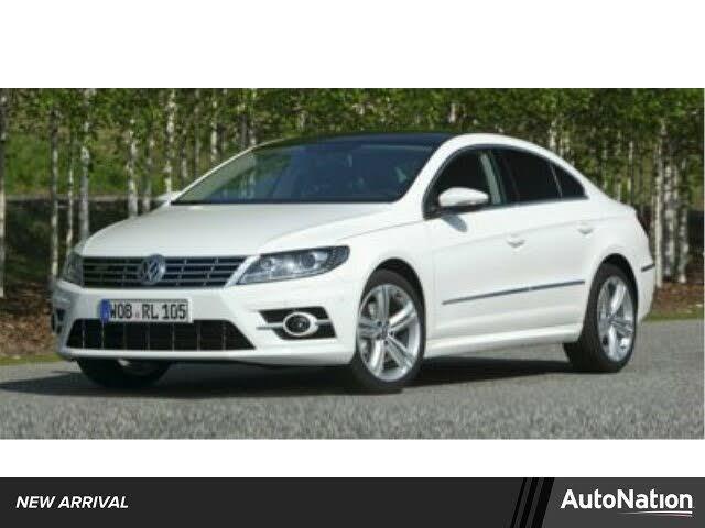 2016 Volkswagen CC 2.0T R-Line Executive FWD