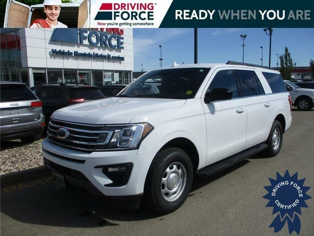 2020 Ford Expedition MAX XL Fleet 4WD