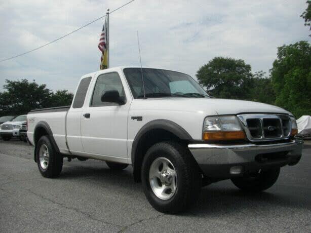 1999 Ford Ranger XLT Extended Cab 4WD SB