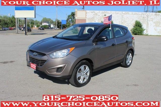 2010 Hyundai Tucson GLS FWD