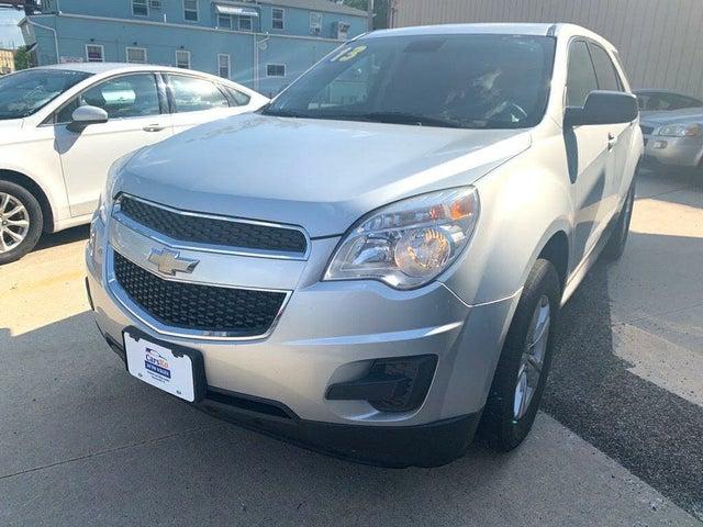 2013 Chevrolet Equinox LS FWD