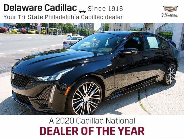 2021 Cadillac CT5 V-Series RWD