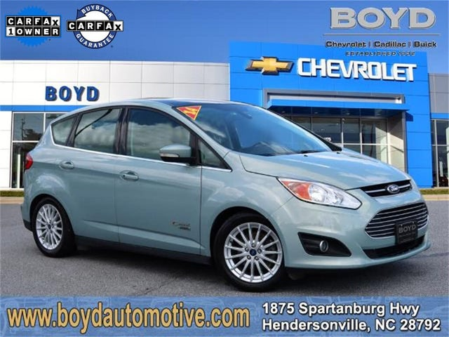 2014 Ford C-Max Energi SEL FWD