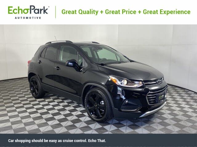 2018 Chevrolet Trax Premier FWD