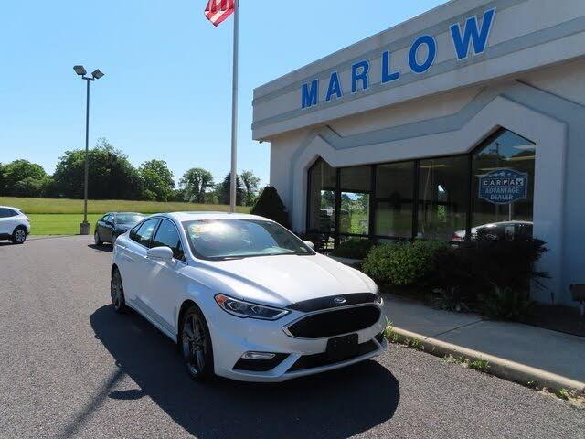 2019 Ford Fusion V6 Sport AWD