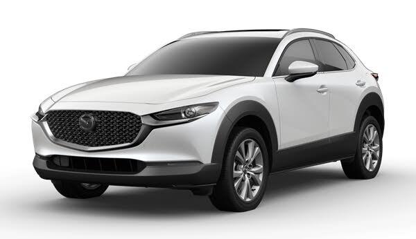 2021 Mazda CX-30 Premium AWD
