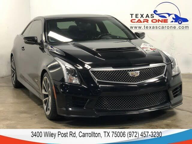 2016 Cadillac ATS-V Coupe RWD